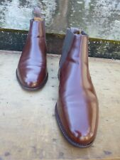 ALFRED SARGENT MEN'S BOOTS – BROWN / TAN – UK 7 – ESHER - EXCELLENT CONDITION