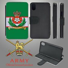 Intelligence Corps iPhone Flip Case Cover