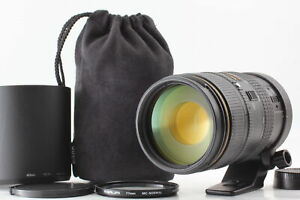 【 NEAR MINT+ w/ Hood 】 NIKON AF VR NIKKOR ED 80-400mm f/4.5-5.6D Lens Japan #619