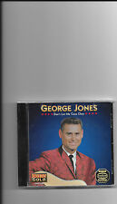 "GEORGE JONES, CD ""DON'T LET ME CROSS OVER"" NEW SEALED"