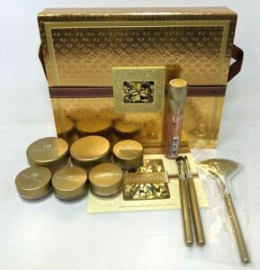 HTF New BareMinerals Bare Escentuals Canary Diamonds 10 pc Makeup Kit Set BB21