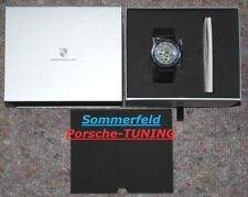 Orig Porsche Design 918 SPYDER Classic Cronografo CARBON Watch