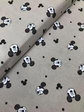 Springs Creative tissu Disney Villains nourris à cruel noir demi-mètre