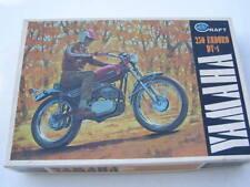 Minicraft Yamaha 250 Enduro DT-1 1/10 Dirt Bike Motorcycle Plastic Model Kit