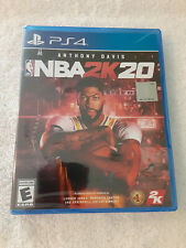 NBA 2K20 PS4 - Brand New!