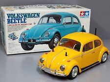 Use Tamiya 1/10 R/C Volkswagen VW Beetle M-02L Chassis with manual speed control