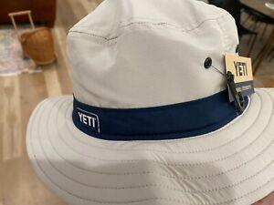 Yeti Boonie Bucket Hat - Tan - NWT