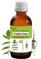 Valerian Pure Natural Essential Oil 5 ml Valeriana Officinalis by Bangota