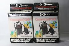 Vintage 2 COBRA  Hands-Free 2-Way Communicator  Model HC-200. W/Original Box