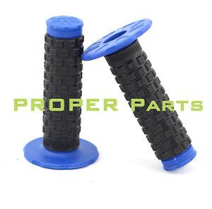 Handle MX Racing Grip Fit GEL GP Motorcycle Dirt Pit Bike Rubber Handlebar Grip