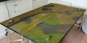 Wargames Board / Table For Warhammer, 40K, Kings Of War, Bolth Action Etc. 6' X