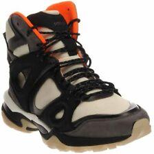 ALEXANDER MCQUEEN Mens White Orange Black Puma Basketball Shoes Trainers UK 9