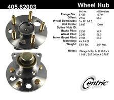 Centric Parts 405.62003E Rear Hub Assembly