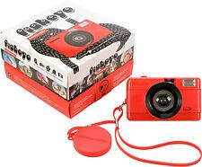Lomography Fisheye One Red Edition + 1 pellicule / film roll (port Fr 0)