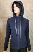 Lululemon womens Jacket 🌼 size 6 black hoodie