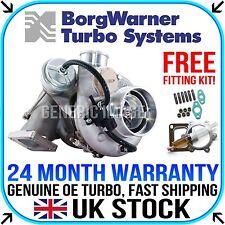 New Genuine Borgwarner Turbo For Alfa/Fiat Various 2.4LD 200HP 2 Year Warranty