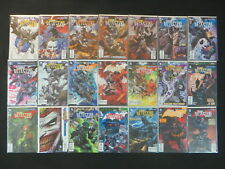 BATMAN DETECTIVE COMICS DC NEW 52 0, 1-33 ANNUAL 1 2 36 ISSUE RUN LOT SET