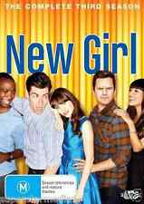 New Girl Series COMPLETE Season 1 - 3 : NEW DVD
