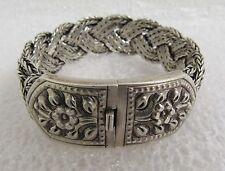 Vintage Silver 925 Bracelet  59 gr.