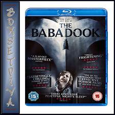 THE BABADOOK - Essie Davis  **BRAND NEW BLU-RAY  **
