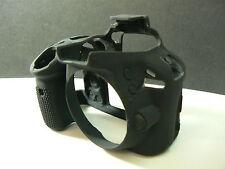 Silikon Armor Abdeckung Kamera Tasche Schutzhülle Hülle Für Nikon D3300 D3400