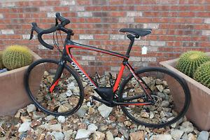 2018 Specialized Roubaix Sport Carbon Fiber Road Bike - Future Shock CG-R Praxis