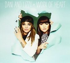 Dani and Lizzy - Work Of Heart [New CD] Canada - Import