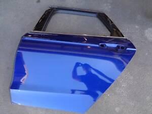 Tür Links Hinten Ford Mondeo V Kombi indic-blau 2381885 195490