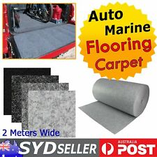 Underlay Felt Marine Boat Auto SUV Cab Underlay Rugs Carpets Vehicle Renovation