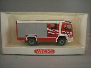 Wiking fire engine in 1/87 scale, in original box