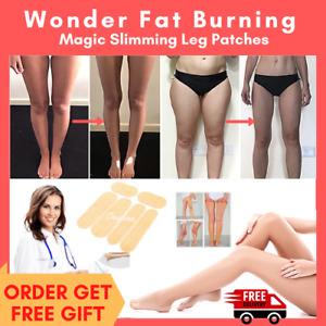 NEW 60 Fat Burner Wonder Lower Body Slimming Patch Leg Weight Loss Abdomen Detox