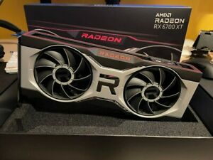 AMD Radeon RX 6700 XT 12GB GDDR6 Scheda Grafica (usata pochissimo)