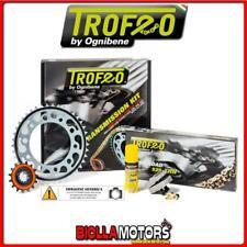 255968000 KIT CATENA CORONA PIGNONE TROFEO HONDA CBR 250 R - R ABS 2012- 250CC
