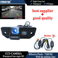 Wireless WiFi CCD Reverse Parking Camera for FORD FOCUS SEDAN Ford C-max