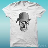 """T-SHIRT /"""" MISTER SAN VALENTINO /""""BIANCO THE HAPPINESS IS HAVE MY T-SHIRT NEW"""