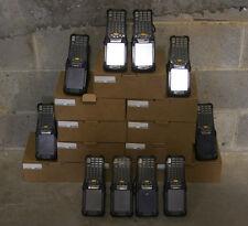 Lot of (10) MC9090-GF0HBEGA2WR Symbol Motorola Laser Barcode Scanners CE 5.0 PDA