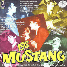 Los Mustang: Todos Sus Singles En Discos EMI (1964-1973) (2 CD Set)