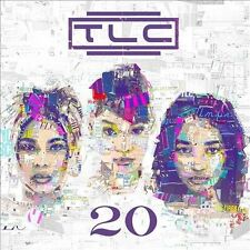 TLC 20 CD BRAND NEW Music Inspired By CrazySexyCool The T L C Story