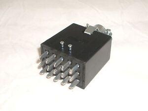 CINCH JONES BEAU MOLEX P-315-CCT 38331-5615 POWER CONNECTOR PLUG 15 PIN