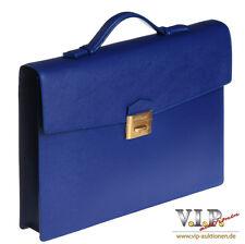 """S.t. Dupont """"Contraste"""" serviette sac en cuir Business Bag Briefcase serviette"""