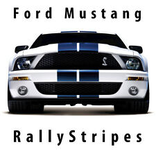 Ford Mustang Shelby Cobra Racing Stripes Vinyl Decals Kit