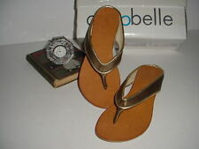 HANDMADE COCOBELLE SANDALS FROM NORDSTROMS 10M GOLD LEATHER NWT