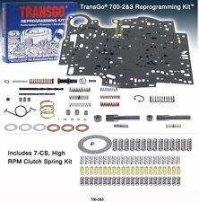 GM Transgo TH700-R4 Transmission Shift Kit High Performance 700-2&3