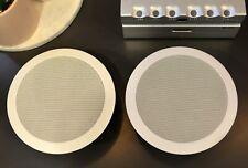Paradigm PV-50R In-Ceiling Speakers (Pair) - As New