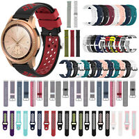 For Samsung Galaxy Watch 42mm 46mm /Active Replacement Wrist Strap Band Bracelet