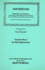Notre Patrimoine Volume 2, BB Euphonium (Treble Clef), euphonium Tutor, CMT2002