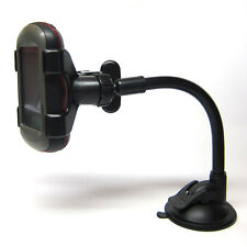 Flexible Car Windshield Suction Mount Clip Holder For Garmin Oregon 650t GPS