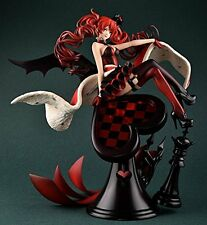 Authentic FAIRY TAIL Queen of Hearts 1/8 figure from Japan NEW IN BOX