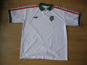 Vintage Bulgaria football shirt Puma Euro 96 Stoichkov era
