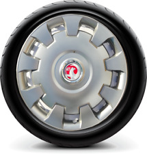 "15"" WHEEL TRIMS TO FIT VAUXHALL CORSA VAN / COMBO VAN SET OF 4 HUB CAPS"